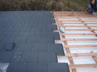 Zateplování střech